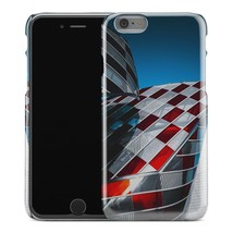 Casestry | Unique Red White And Clear Checkered | iPhone 5s Plus Case - $11.99
