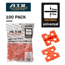 ATR Tile Leveling System 3mm Universal Straight Edge Spacers -100 - $44.95