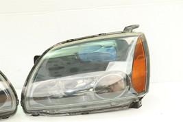04-09 Mitsubish Galant Ralliart Projector Headlight Lamps Set L&R  image 2