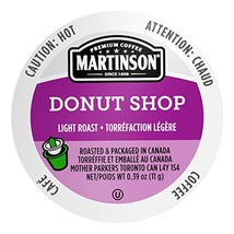 Martinson Single Serve Coffee Capsules, Donut Shop, 24 Count - $11.09