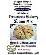 Papa Ray's Marketplace (Pomegranate Blueberry Scone Mix) - $13.85+