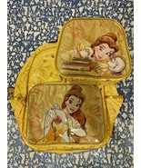 New Disney Belle from Beauty and the Beast Backpack  + Lunch tote Back t... - $85.53