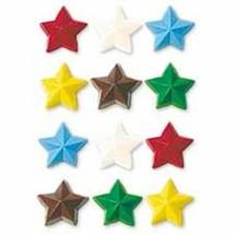 Wilton Stars Candy Mold makes 12 Graduation Honors Patriotic Celebration - $7.91