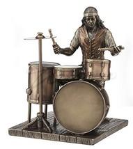 "6.75"" Jazz Band Casual Drummer Musician Home Decor Music Sculpture Statu... - $60.07"