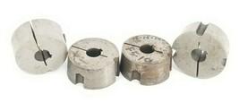 LOT OF 4 DODGE 117081 TAPER-LOCK BUSHINGS 1610 x 5/8 KW