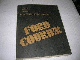 Ford 1978 Truck Shop Manual, Ford Courier - $9.89