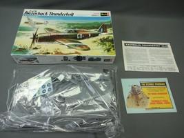 Vtg 1972 Revell P-47D Razorback Thunderbolt 1:32 Scale Model Kit - $46.74