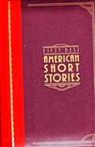 Fifty Best American Short Stories - Masters Library - Edited by Martha F... - $9.95
