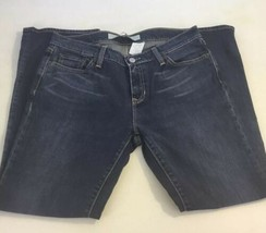 Gap Womens Jeans Size 4 Slim Fit Ankle Med Wash Mid Rise Stretch - $14.84