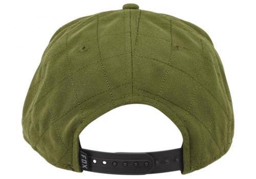 NEW AUTHENTIC FOX MEN'S BASEBALL FLAT BRIM SNAPBACK ADJUSTABLE HAT CAP