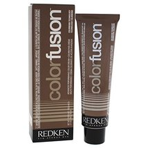 Redken Color Fusion Cream Natural Balance Hair Color for Unisex, No.12av Ash/Vio - $11.88