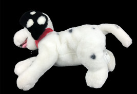 "Vintage Disney Store 101 Dalmations DOMINO 14"" Plush Dog Floppy Pup - $32.66"