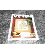 Cross Stitch & County Crafts Magazine May June 1988 House Notes - $2.99