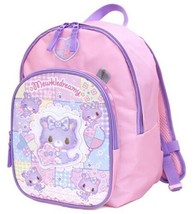 Sanrio Mewkledreamy Day Pack Backpack M Size 8L 11 x 24 x 30.5 cm From Japan - $75.04