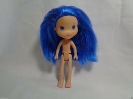 "2008 Hasbro Strawberry Shortcake Blueberry Muffin Nude Doll 6"" - $5.45"