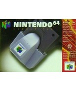 N64 Rumble Pak Nintendo Brand Great Condition Fast Shipping - $29.93