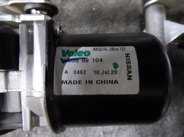 GM Valeo W000014477 Front Wiper Motor With Linkage Assembly  image 2