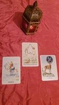 Merlin Tarot Reading With Three Cards - $13.99
