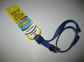 "Yellow Dog Design Neon Leopard Martingale Dog Collar, XS 10"" - $15.83"