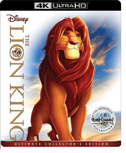 Disney The Lion King (4K Ultra HD+Blu-ray)
