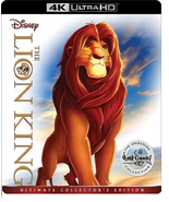 Disney The Lion King (4K Ultra HD+Blu-ray) - $15.95