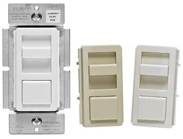 Leviton R50-IPL06-10M 60 HZ Preset Single Pole Slide Dimmer - $19.79