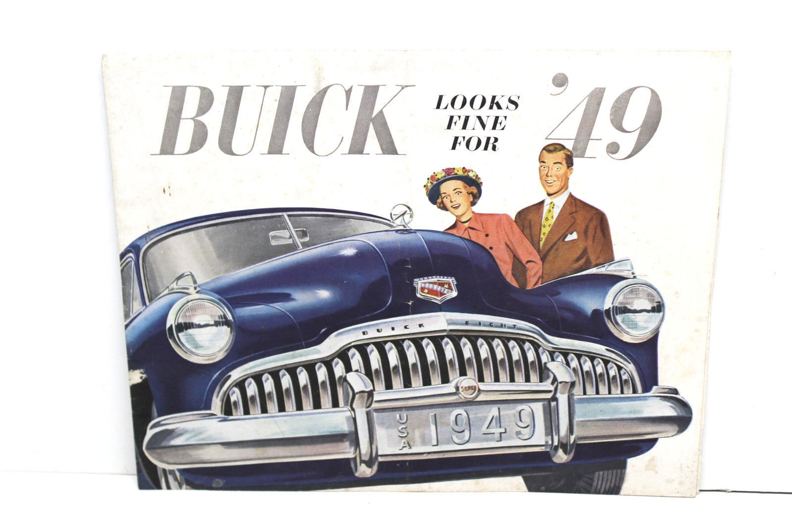 manual dealers brochures facts similar items special selling pc and salesman buick like points