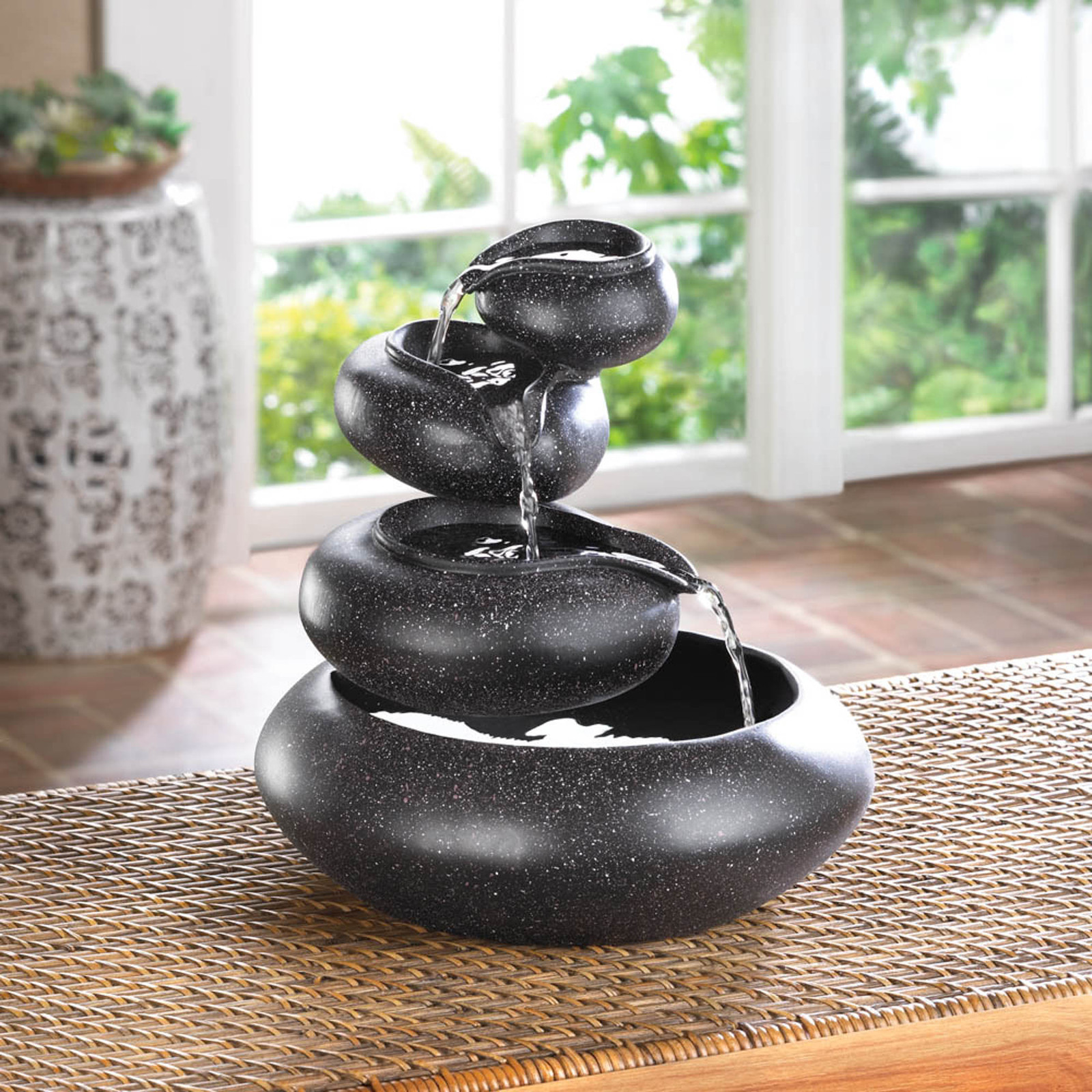 Primary image for FOUR-TIER TABLETOP FOUNTAIN