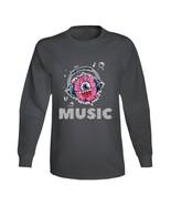 Monster Music Head Phones Long Sleeve T Shirt - $24.74+