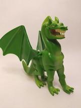 Blackstar Warlock Green Dragon Horse of Zagar 1983 Galoob Action Figure ... - $197.51
