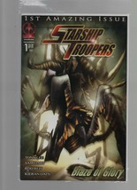 Starship Troopers #1C - March 2003 - Blaze of Glory - Markosia Comics - ... - $4.89
