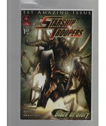 Starship Troopers #1C - March 2003 - Blaze of Glory - Markosia Comics - ... - $4.89