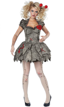 Voodoo Dolly Adult Costume - $30.95