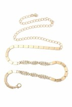 Metal Chain Belt - $13.81