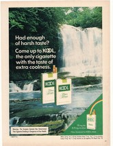 1975 Kool Filter Kings Cigarette Advertisement - $16.00