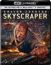Skyscraper (4K Ultra HD + Blu-ray + Digital)