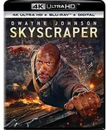 Skyscraper (4K Ultra HD + Blu-ray + Digital) - $17.95