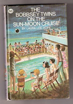 THE BOBBSEY TWINS ON THE SUN MOON CRUISE Pic Cover  1975  Ex++ 1ST ED - $31.14