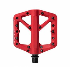 CRANKBROTHERs Pedal Stamp 1 Small Red