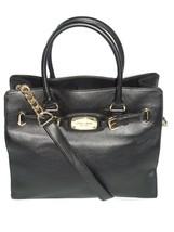 Michael Kors 35H1ghmt7l Leather Hamilton Large Ns Tote Bag Women's Handb... - $206.70