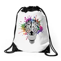 Sin Título 5 Drawstring Bags - $31.00