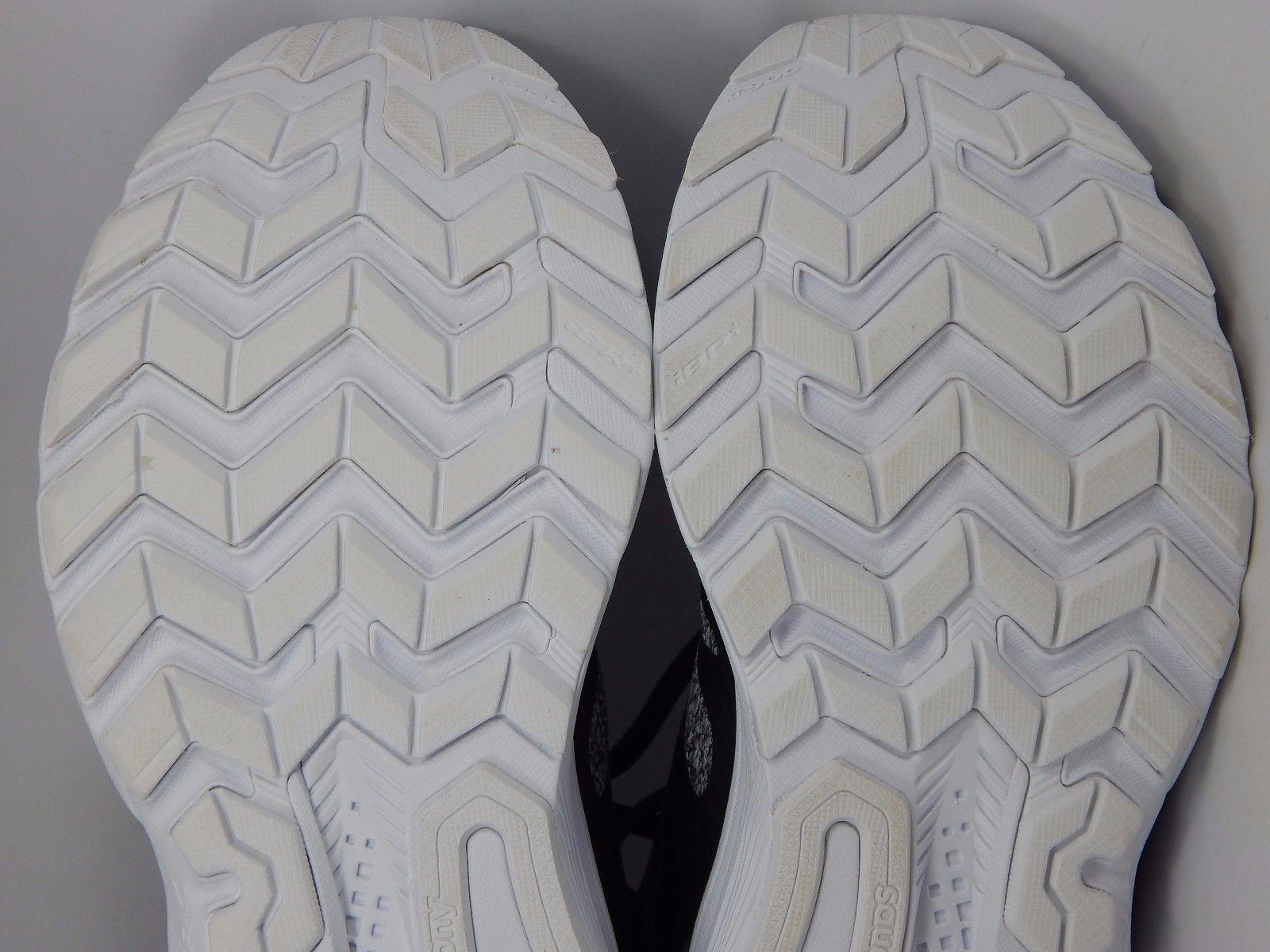 Saucony Ride 9 LR Men's Running Shoes Sz US 11.5 M (D) EU 46 Marl Black S20364-1