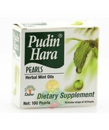 50 Tablet  Dabur Pudin (Mint) Hara Pearls Oil Herbal Indigestion USA SELLER - $15.00