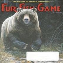 Fur-Fish-Game US 2015.05 Magazine Back Issue - $3.00