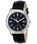Pulsar Men's PXH839X Analog Display Japanese Quartz Black Watch - $52.95