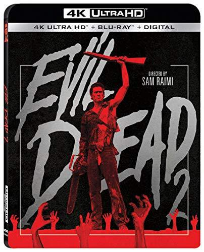 Evil Dead 2 (4K Ultra HD + Blu-ray + Digital)