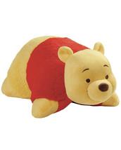 "Pillow Pets Large Disney Winnie The Pooh, 16"" Stuffed Convertible Pillow... - $168.29"