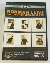 Norman Lear Just Another Version of You DVD PBS 2015 NEW TV writer producer - $7.99