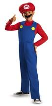 Super Mario Brothers Classic Boys Costume Small (4-6) - $26.78