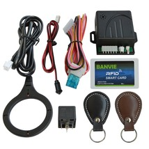 Car Immobilizer Security Alarm System, RFID Anti-Theft Electronic Hidden... - $31.18